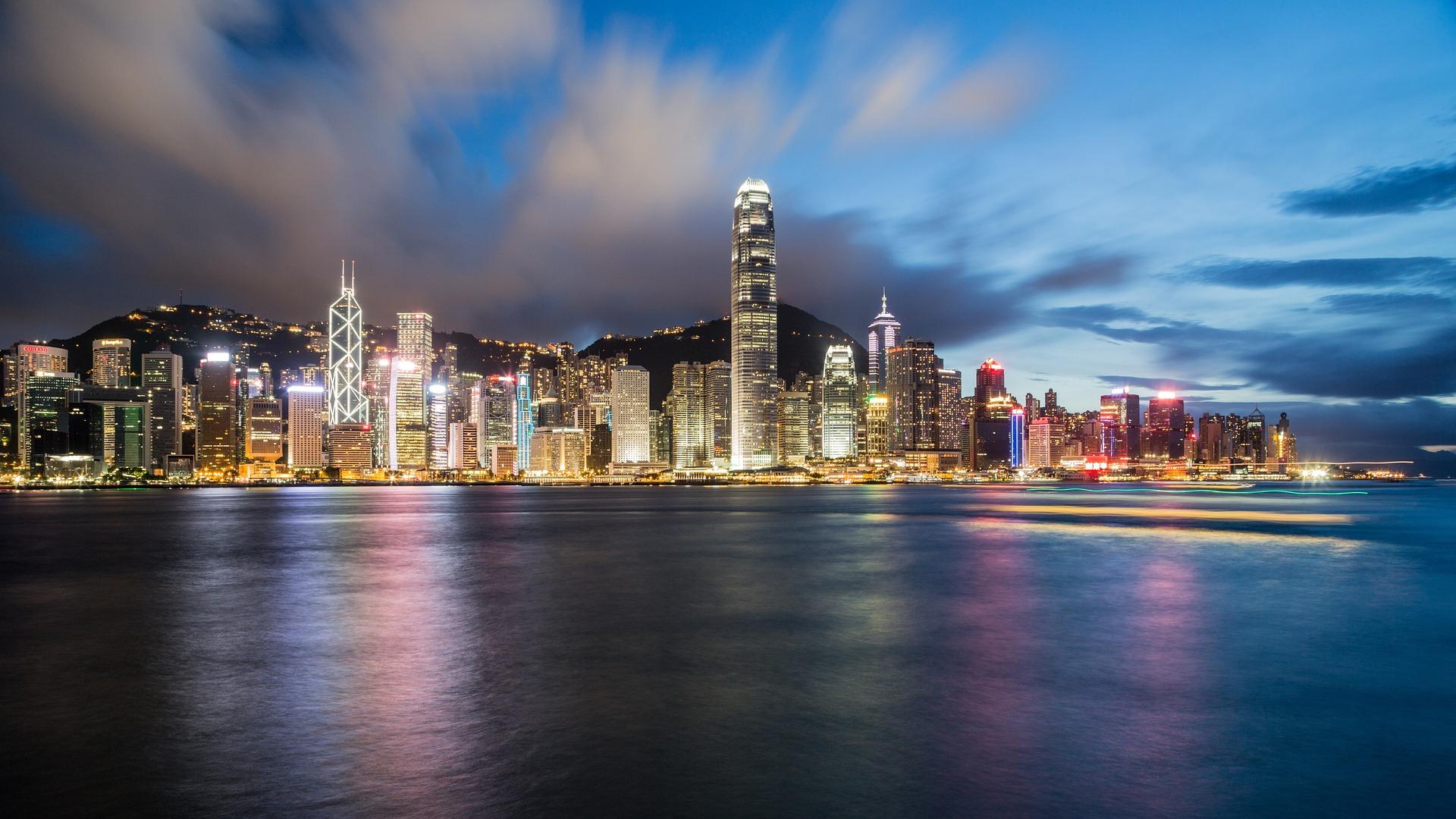 Za 40 milinów dolarów możesz mieć wirtualny bank w Hong Kongu. Jak to zrobić?