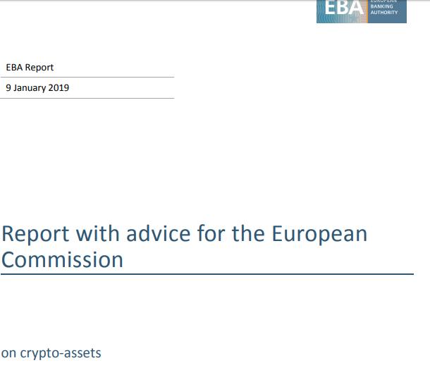 Czy to koniec kryptowalut? Raport EBA w sprawie crypto-assets