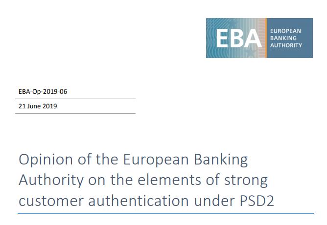No i jest. Opinia Europejskiego Urzędu Nadzoru Bankowego (EBA) w sprawie silnego uwierzytelniania klientów (SCA). Jakie wyzwania stoją przed dostawcami usług płatniczych w kontekście biometrii i metod behawioralnych?