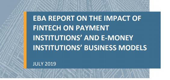 Raport EBA w sprawie wpływu fintech na sektor usług płatniczych. Co z niego wynika?