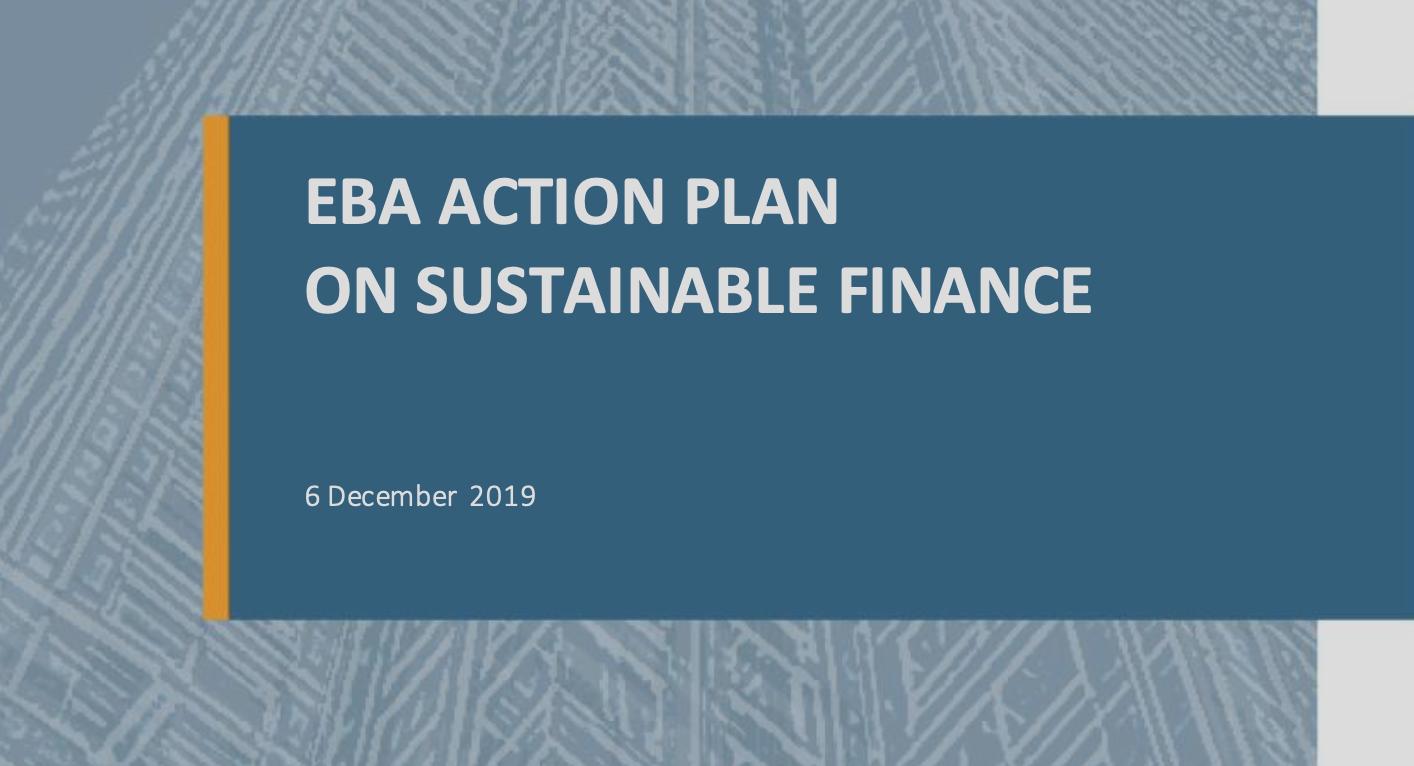 """Zielone inwestycje w finansach, czyli EBA rozpoczyna zrównoważoną """"ofensywę"""""""