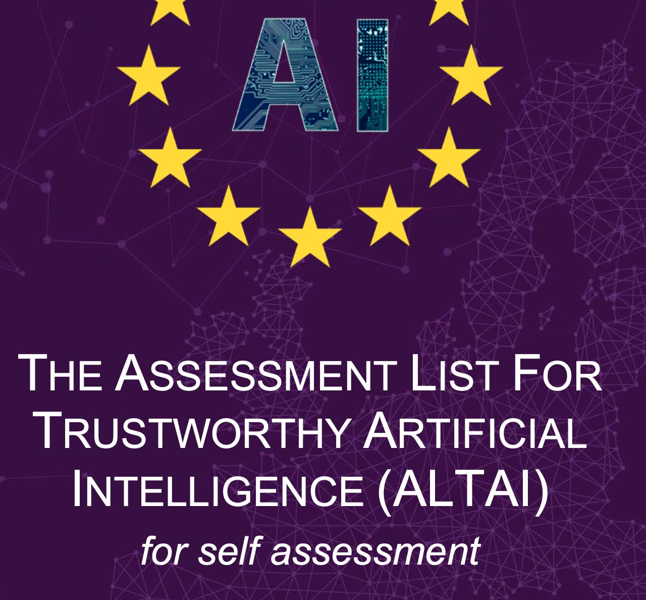 Komisja (UE): sztuczna inteligencja do samooceny, czyli List for Trustworthy AI
