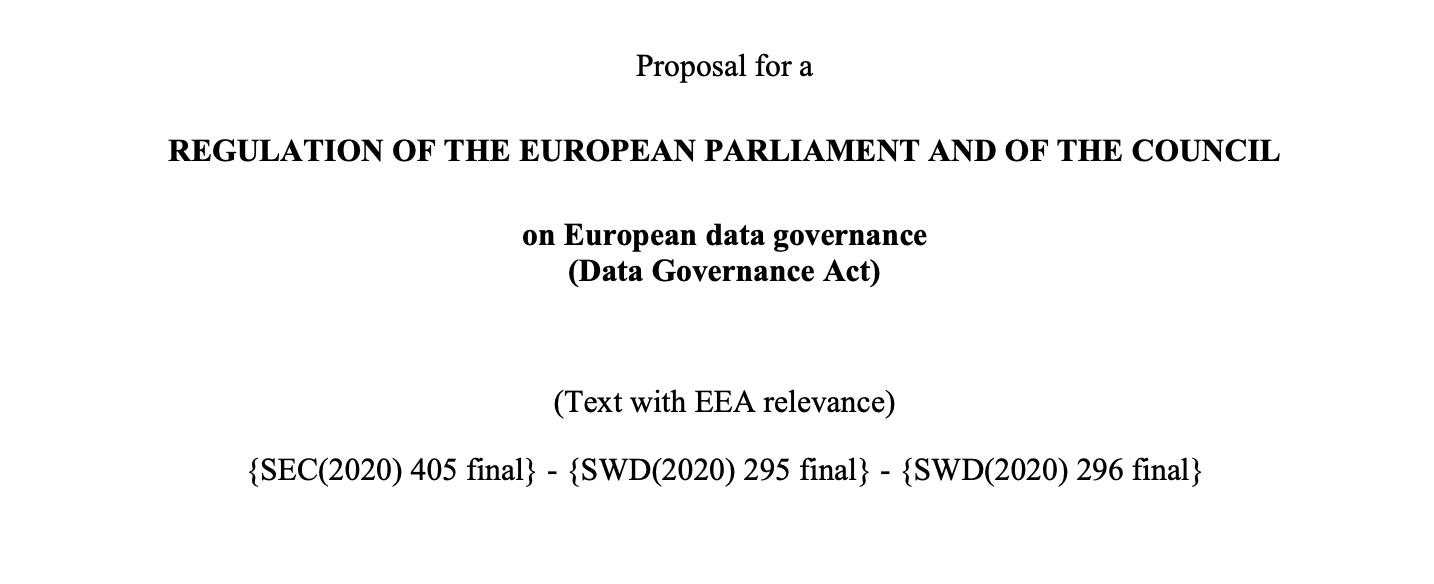 Kolejne rozporządzenie UE w sprawie danych. Tym razem ma być łatwiej w dzieleniu się nimi