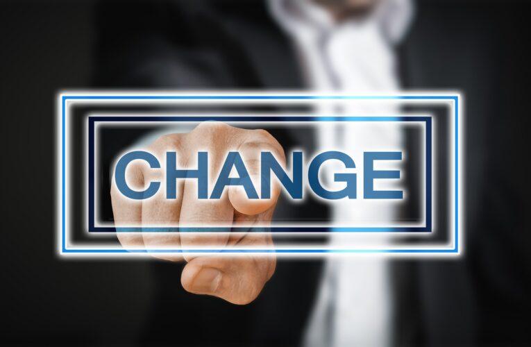 2021 rokiem zmian dla sektora finansowego? Trochę przemyśleń