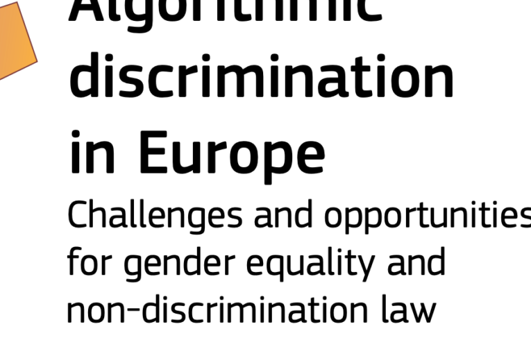 Algorytm też może dyskryminować. Komisja (UE) prezentuje najnowszy raport w sprawie dyskryminacji algorytmicznej. I ma propozycje.