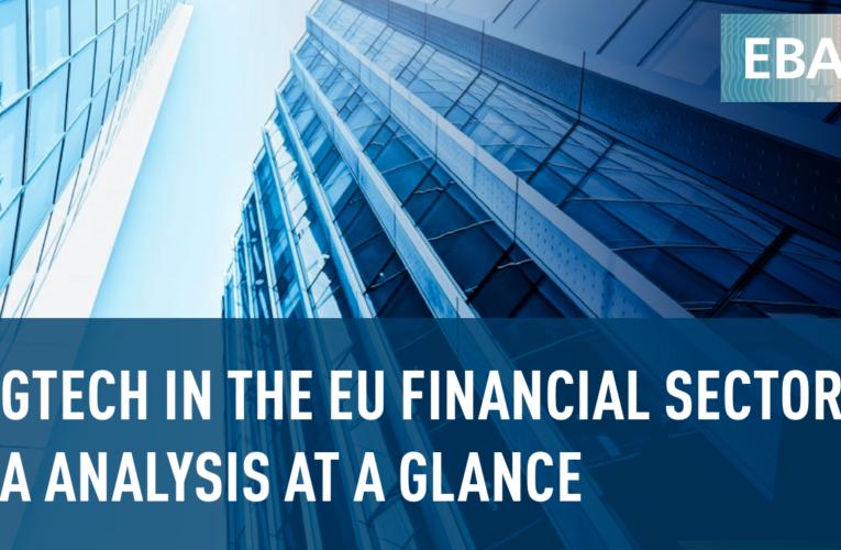 """To instytucje finansowe i dostawcy RegTech muszą """"popracować nad sobą"""", czyli raport EBA w sprawie rozwiązań RegTech. Są i rekomendacje"""