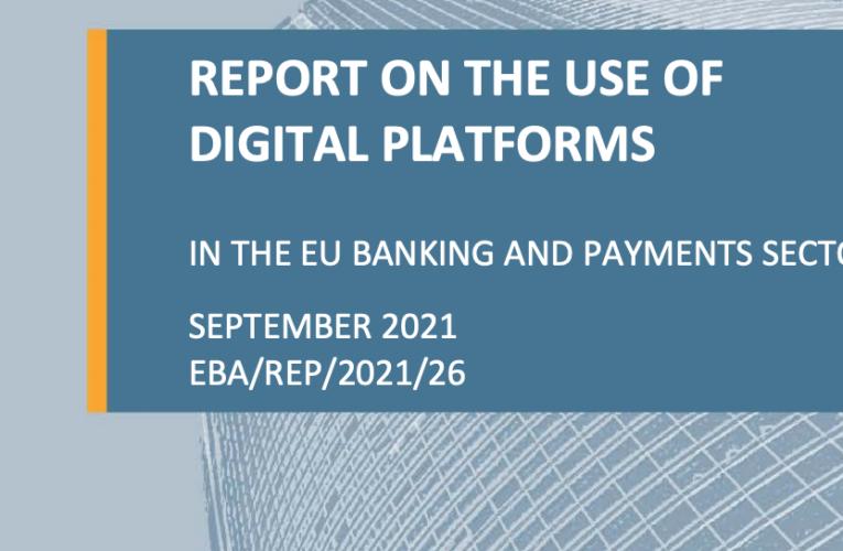 Europejski Urząd Nadzoru Bankowego o platformach w sektorze finansowym. Idzie nowe, a chyba nie wszyscy są gotowi